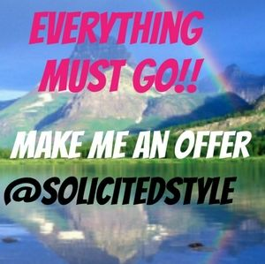 💞 Everything Must Go!! Make Me An Offer